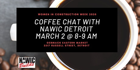 Women in Construction Week - Coffee Chat tickets