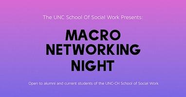 Macro Networking Night