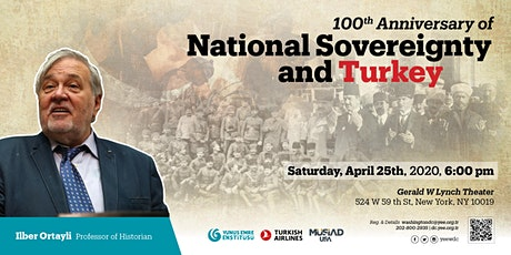 100th Anniversary of National Sovereignty and Turkey tickets