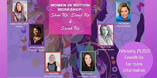 Women In Motion Workshop