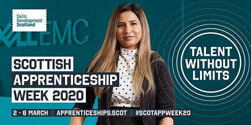 Scottish Apprenticeship Week - Making Skills Work For Employers
