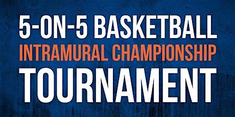 Iowa Intramural Basketball Championship 2020 (IIBC) tickets