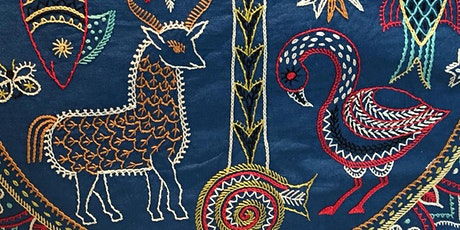 Free Embroidery Workshop tickets