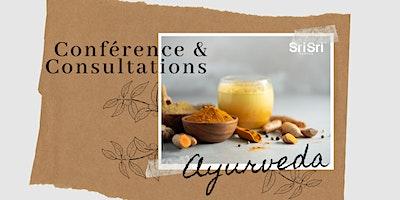 Conférence sur l'Ayurveda - Lyon