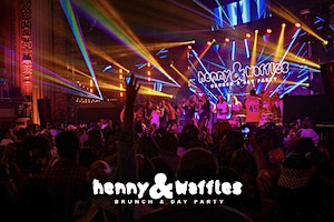 HENNY&WAFFLES NEW ORLEANS | ESSENCE FESTIVAL WEEKEND | JULY 4 | BOURBON HEAT