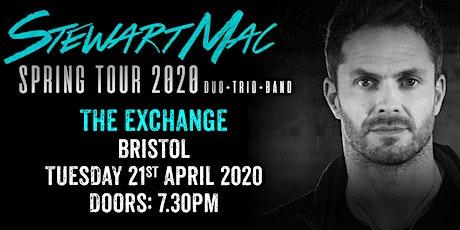 Stewart Mac - Live in Bristol tickets