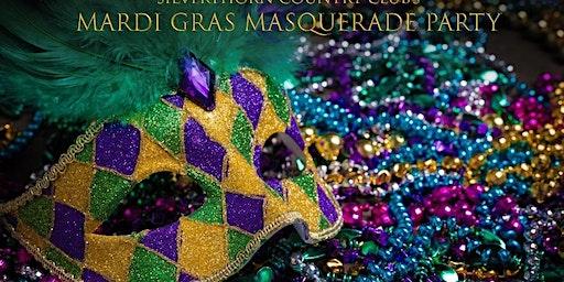 Silverthorn's Mardi Gras Masquerade Party