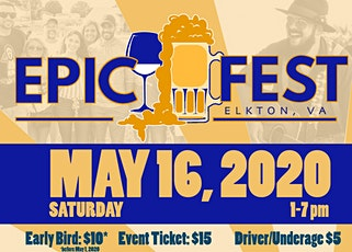 EPIC Fest Beer and Wine Festival tickets
