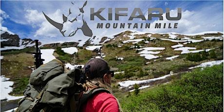 Kifaru Mountain Mile tickets