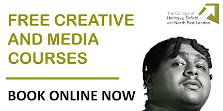 Digital Media Production courses - Video and Audio Production FREE COURSE tickets