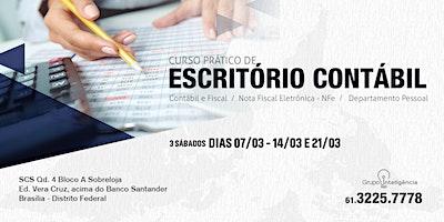 CURSO PRÁTICO DE ESCRITÓRIO CONTÁBIL