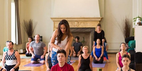 Yoga 101: Yoga with The Breathing Room at Graduate New Haven tickets