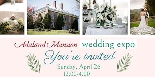 Adaland Mansion Wedding Expo