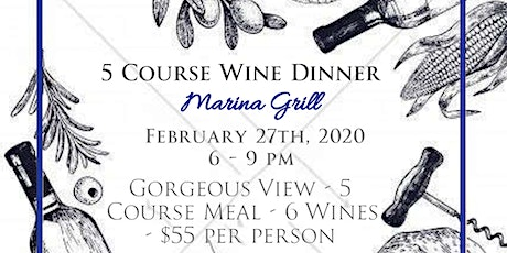 Wine Dinner w/ Guest Chef Marshall Beatty tickets