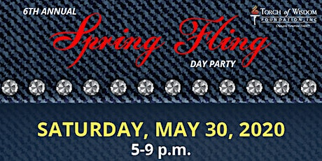 TOWF 6th Annual Spring Fling Day Party tickets