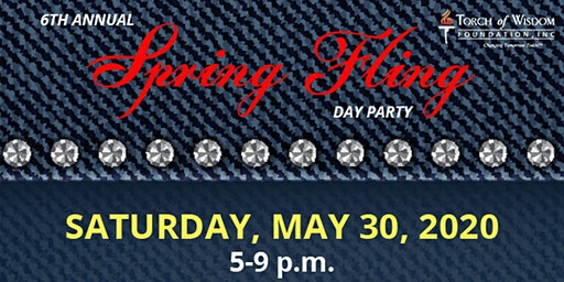 TOWF 6th Annual Spring Fling Day Party