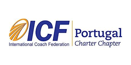"""Webinar: """"O novo código de Ética da ICF"""" bilhetes"""