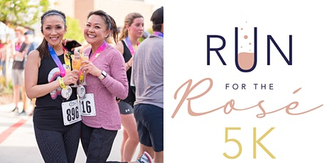 Virtual Run for the Rosé 5k tickets