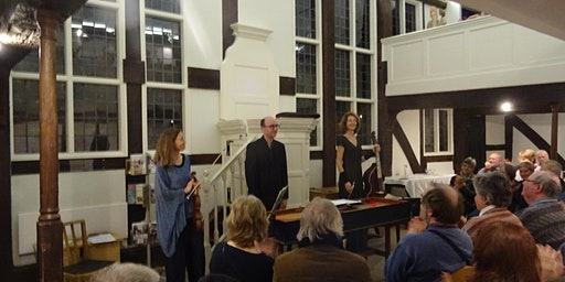 Musical & Amicable Society at the Old Chapel Court Concerts