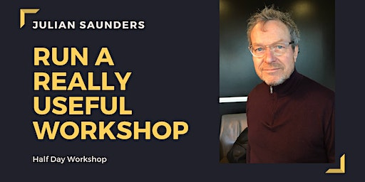 APG Workshop | Run a Really Useful Workshop
