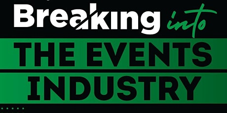 Blank Canvas Presents: Breaking Into The Events Industry tickets