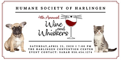 4th Annual Wine and Whiskers