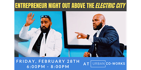 Entrepreneur Night Out tickets