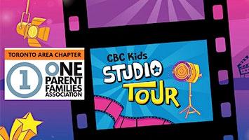 March Break - CBC Kids Studio Tour