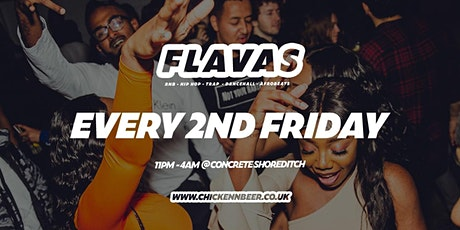 Flavas : 90s House Party tickets