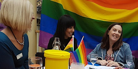 Rainbow Allies (meeting and free buffet lunch) tickets