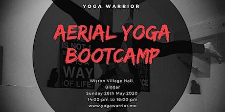 Yoga Warrior Aerial Yoga Boot Camp tickets