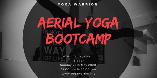 Yoga Warrior Aerial Yoga Boot Camp