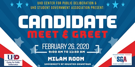 Primary Election Candidate Meet & Greet tickets