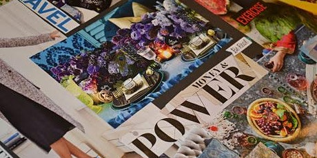 Create The Blueprint -Vision Board Workshop tickets
