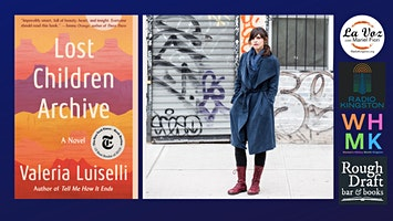 Valeria Luiselli Reads From Lost Child Archive at Rough Draft