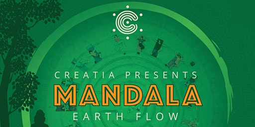Mandala Earth Flow