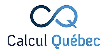 Premiers pas sur les serveurs de Calcul Canada [CQ_HEC] tickets