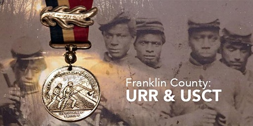 Franklin County: URR & USCT @ Franklin County 11/30 Visitors Center