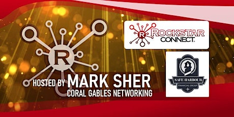 Free Coral Gables Rockstar Connect Networking Event (March, near Miami) tickets