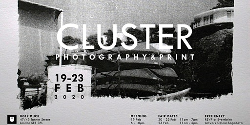 CLUSTER PHOTOGRAPHY & PRINT FAIR