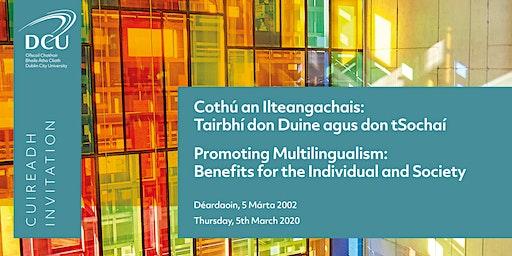 Promoting Multilingualism - Cothú an Ilteangachais