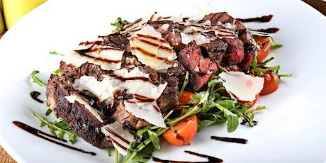 The Mediterranean Diet - Favorites | Cooking Class with Chef Drew Niedercorn tickets