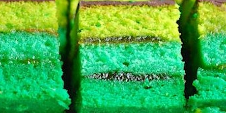 St. Patrick's Day- Traditional Rainbow Cookies at Soule' Studio tickets