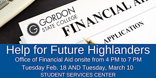 FASFA Nights at Gordon State College