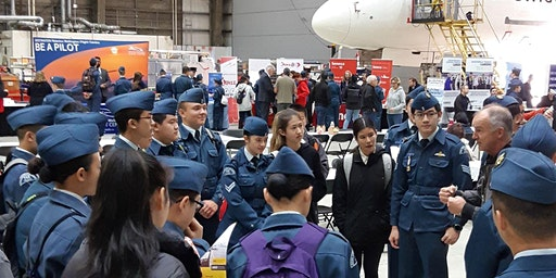 Aviation and Aerospace Career Expo