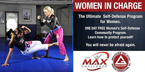 FREE Women and Girl's (Ages 13+) Self-Defense Seminar