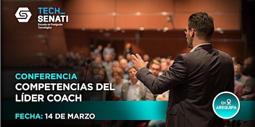 Conferencia: Competencias del líder Coach