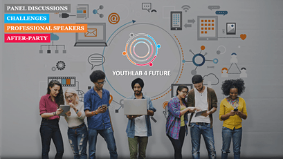 YouthLab 4 Future – Become a future changemaker! Tickets