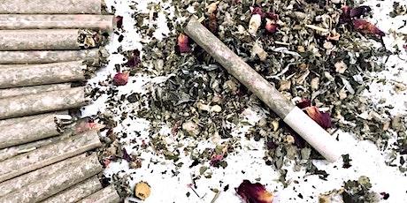 Herbal Smoking Blends for Spring Awakening via Zoom! tickets