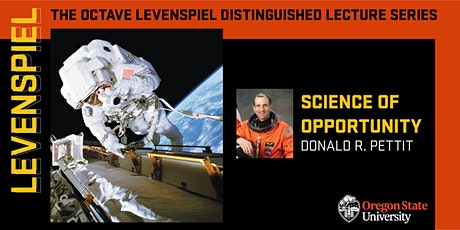 2020 Octave Levenspiel Distinguished Lecture with Donald R. Pettit tickets